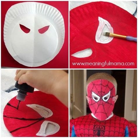 How Do You Make A Mask Out Of Paper - 17 best ideas about paper plate masks on paper