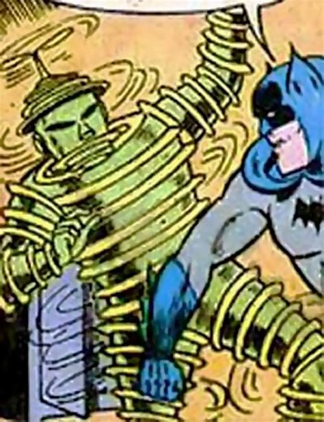 Spinner Batman In The spinner batman enemy dc comics character profile
