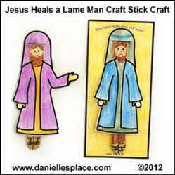 miracles sunday crafts and activities