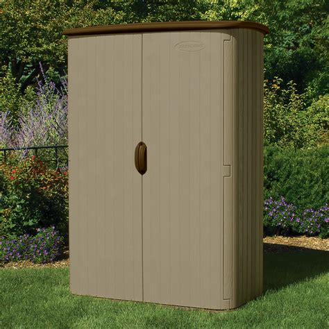 suncast vertical storage shed  cu ft model bms northern tool equipment