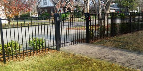 backyard fence cost calculator front yard metal fence www pixshark com images