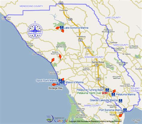 california map sonoma opinions on sonoma california