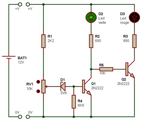 Comment Tester Une Diode 5387 by Electronique Theorie Diode Zener