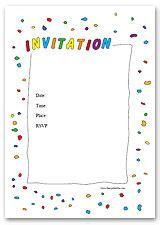 free printable invitation templates printable templates free