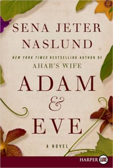 Adam And Eve Gift Card - adam and eve by sena jeter naslund 9780062002198 paperback barnes noble