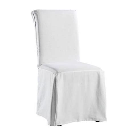 White Dining Room Chair Covers Large And Beautiful White Dining Chair Cover