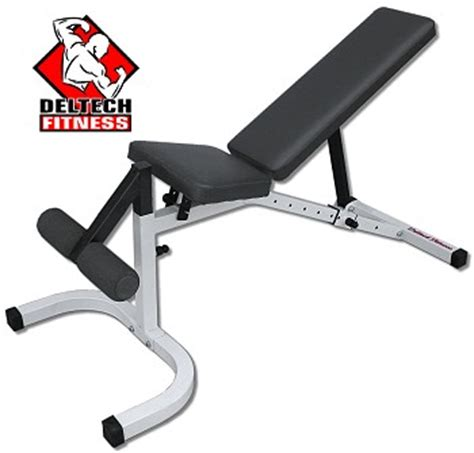deltech fitness flat bench deltech flat incline decline weight bench