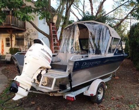duckworth boats oregon duckworth boats for sale in portland oregon