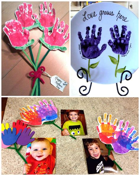 s day gifts for toddlers s day handprint crafts gift ideas for to