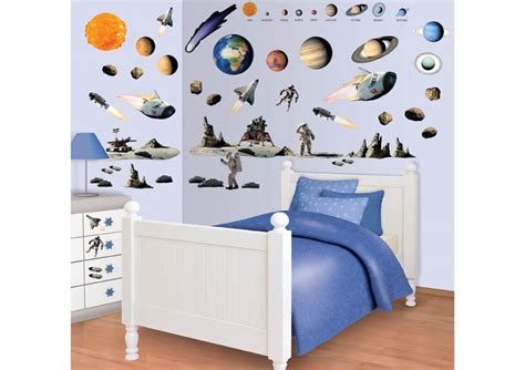 space bedroom stickers space stickers for bedroom kids wall stickers ireland