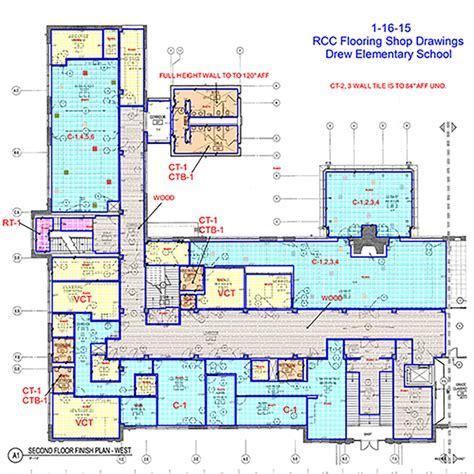 RCC Flooring, LLC Our Work Drawings