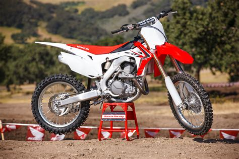 Honda Mx Impression 2013 Honda Crf450r Transworld Motocross