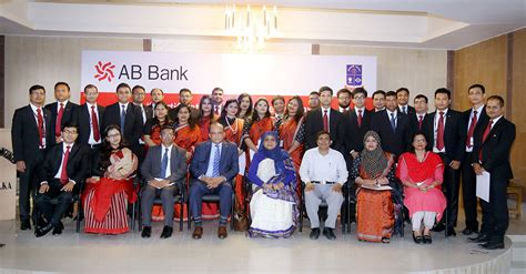 ab bank certificate awarding ceremony of language course