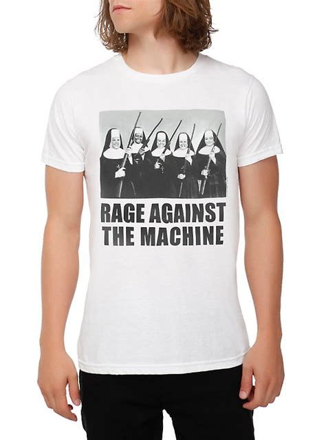 Rage Against The Machine Sweater rage against the machine nuns with guns t shirt topic
