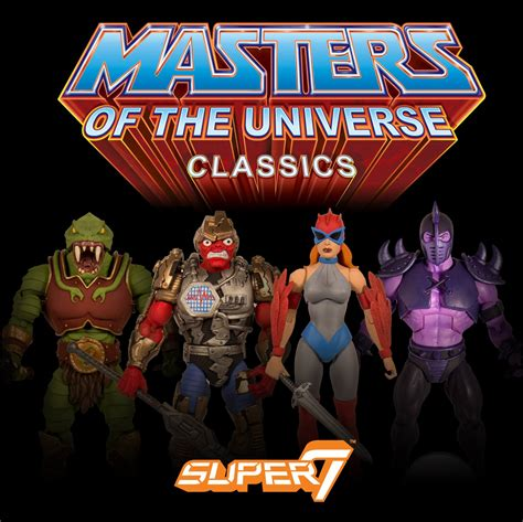 figure universe 7 reveals new masters of the universe classics