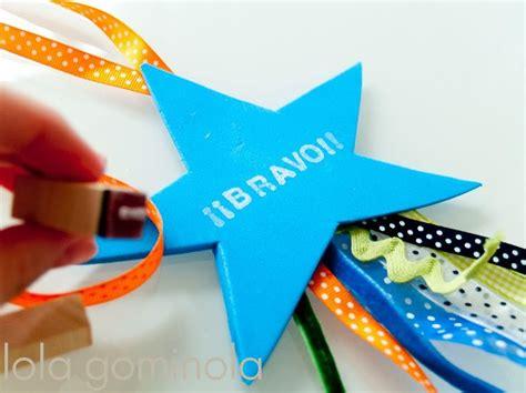 imagenes medallas infantiles medalla para ni 241 os un diy muy sencillo blog ideas and