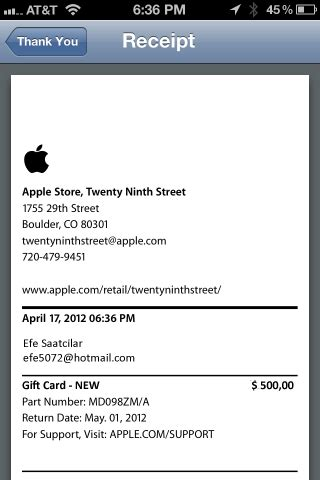 Trade Gift Card - trade in apple gift card photo 1 cke gift cards