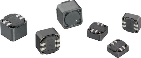 we dd smd shielded coupled inductor dual coil power inductors wurth electronics standard parts