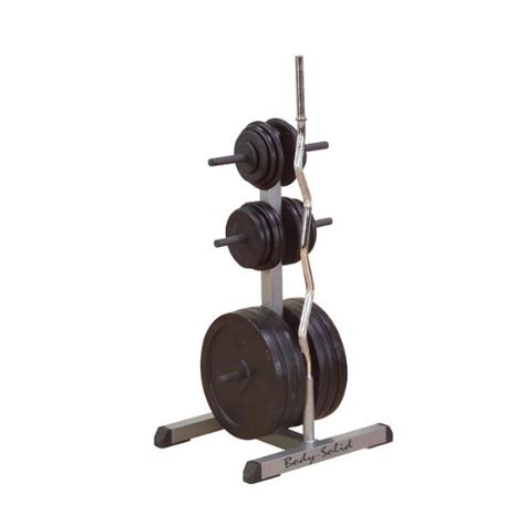 Weight Tree Rack by Solid Weight Tree Bar Rack Gswt Standard Plates Ebay