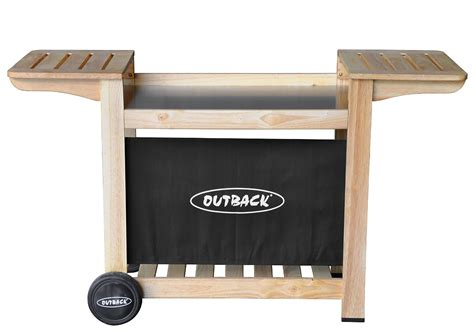 Bbq Trolley Set plancha trolley outback barbecues