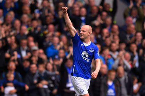 Slayer Manchester United 1402006 everton s chelsea slayer steven naismith i nearly joined norwich on transfer deadline day