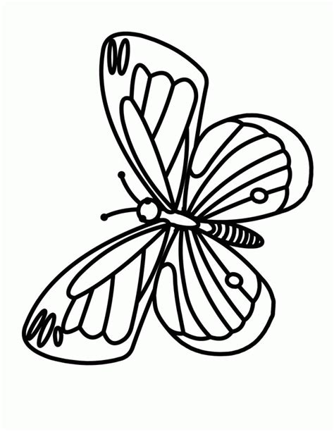 butterfly free printable coloring pages az coloring pages