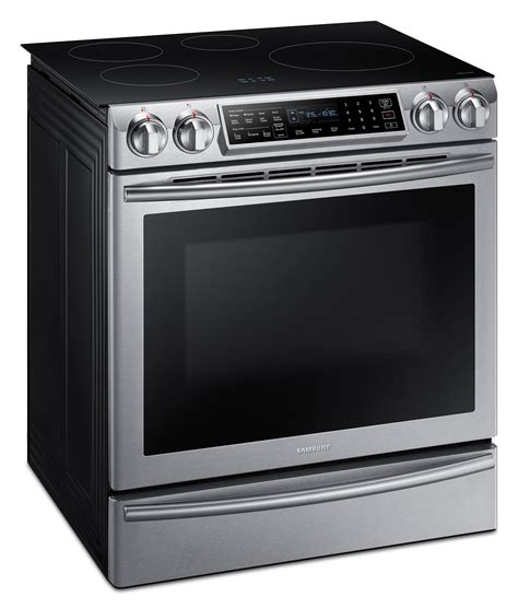 samsung  cu ft   induction range nekwsac  brick