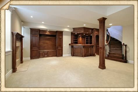 cheap basement ideas choosing the right room decors