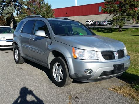 how to sell used cars 2006 pontiac torrent interior lighting 2006 pontiac torrent ottawa ontario used car for sale 2612353