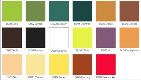 bisque color chart underglaze colours