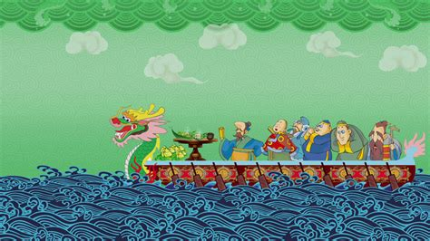 dragon boat u turn chinese festivals the dragon boat festival cctv news