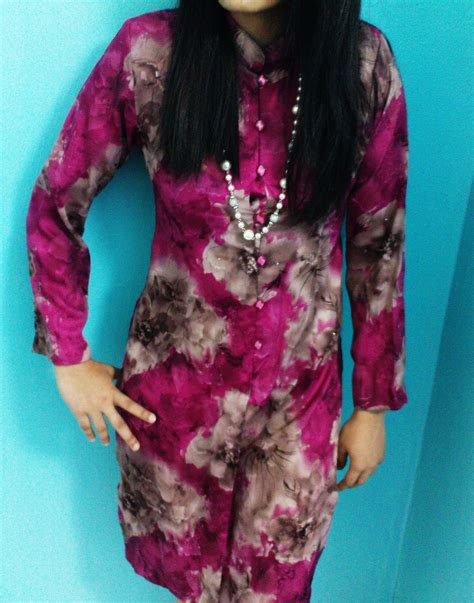 Kain Sarung Kebaya Preloved poppy lace store baju kebaya preloved purple