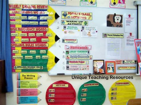 New Students Pocket Grammar classroom bulletin board displays
