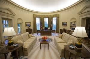White House Oval Office Environmentally Sustainable Building For George W Bush