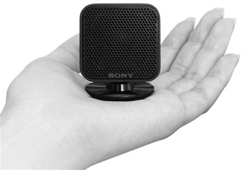 Small Home Speaker Sony Goes Bose With Teeny Tiny Home Cinema Rig The Register