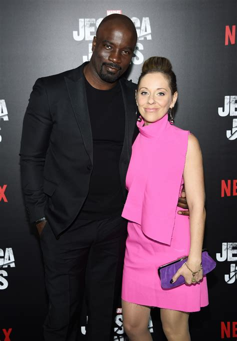 mike colter zimbio mike colter and iva colter photos zimbio