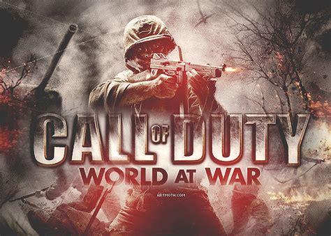 Call Of Duty World At War War 1928 hd wallpapers call of duty 5 world at war