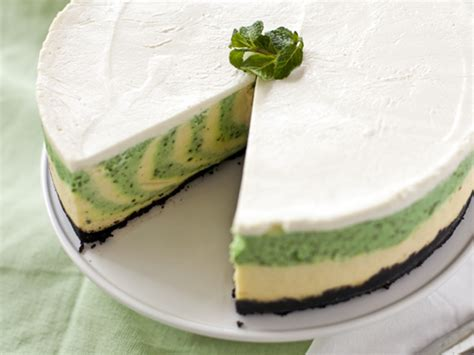 Menta Cool Mint Sugar Free 10g mint cheesecake for st patrick s day zoe bakes