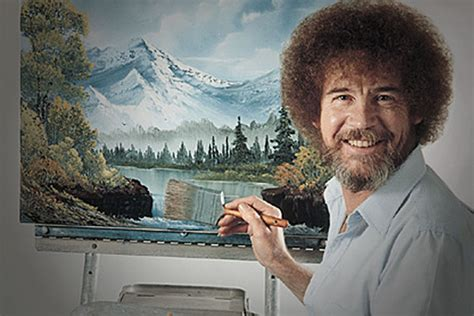 bob ross painting pbs pbs really gets the check out the new bob ross