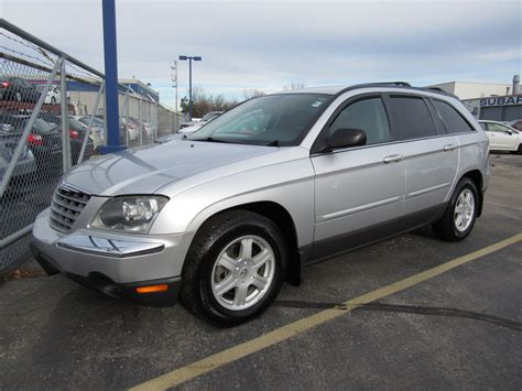 Chrysler Pacifica Touring 2005 by Pre Owned 2005 Chrysler Pacifica Touring Suv In Brookfield