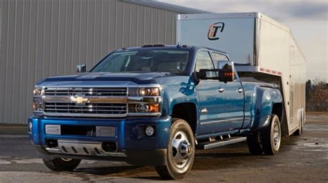 2017 chevy silverado 3500 hd changes 2017 2018 truck