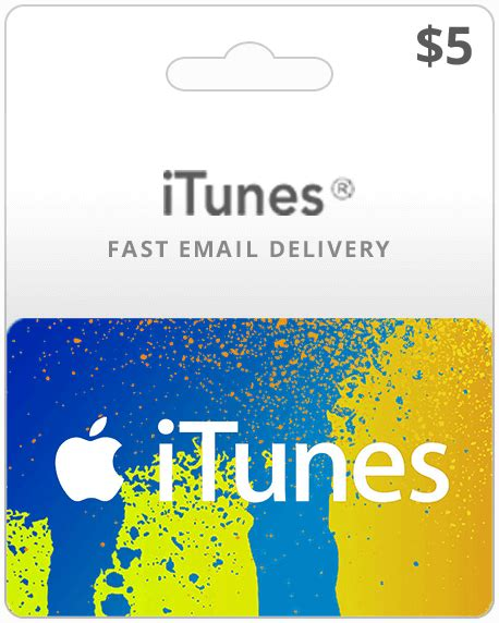 Itunes Gift Card Online Delivery - itunes gift cards 5 lamoureph blog