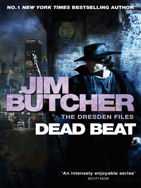 Dead Beat dead beat by jim butcher waterstones