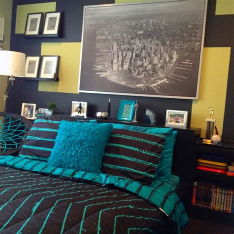And Black Boys Bedroom by Teal And Black Boy Bedroom Kid S Bedroom Ideas