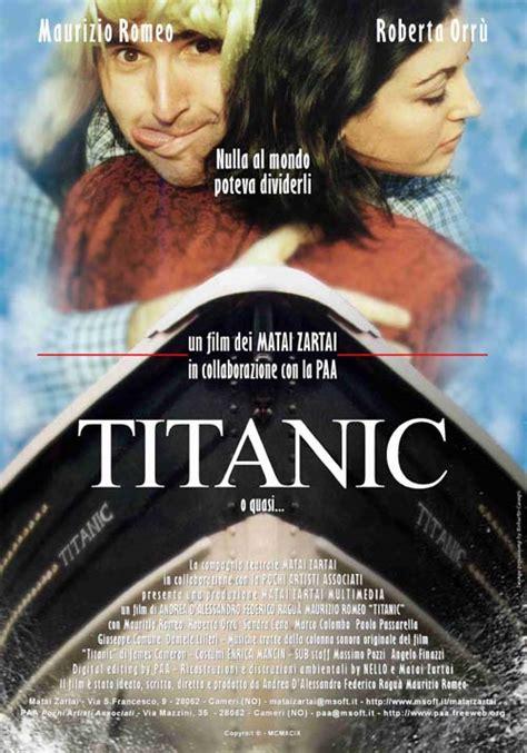 film titanic ita parodia bambino sclera su ask