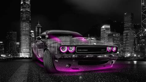 dodge challenger muscle crystal city car  el tony
