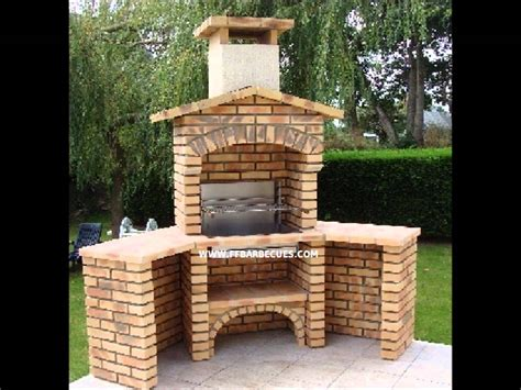 cheminee barbecue cuisine fabrication fours et barbecues faire un barbecue