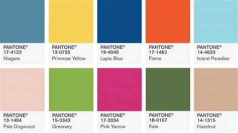 most popular colors for 2017 10 most popular colors of 2017 find their way into palace