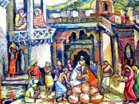 Wedding Feast At Cana Epiphany by Jyoti Ashram July 2011