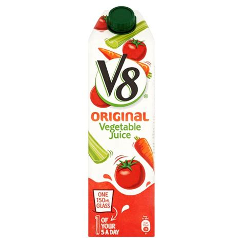 Happy Day Tomato Fruit Juice 1l v8 vegetable juice 1 litre tesco groceries